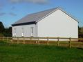 Click to view New visitor centre with new fence  2/6/15
